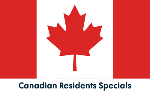 canadian residents specials