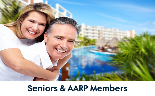 Vacation packages seniors