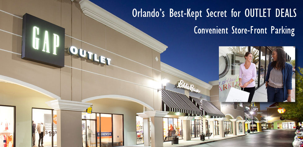 Hotels Near Orlando Outlets